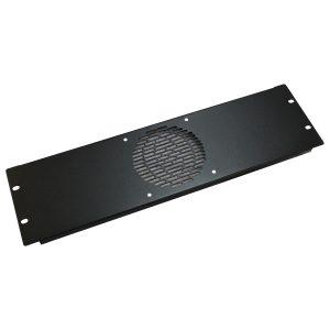 Single Fan 3U Panel