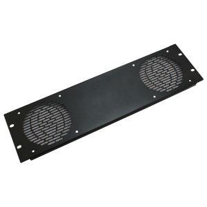 Dual Fan 3U Panel