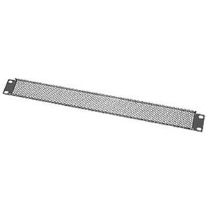 1U Flat Perforated Panel