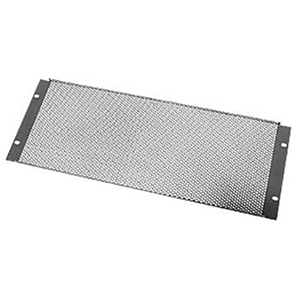 4U Flat Perforated Panel