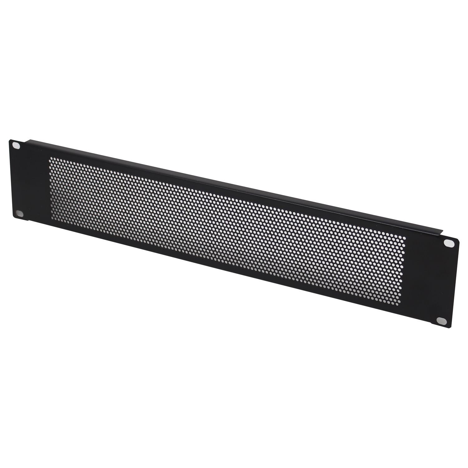 2U Flat Perforated Panel