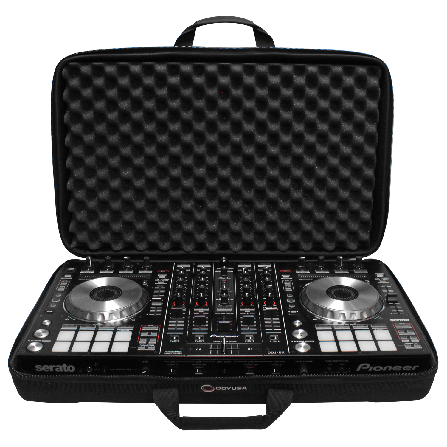 DJ Bag for Medium Controller