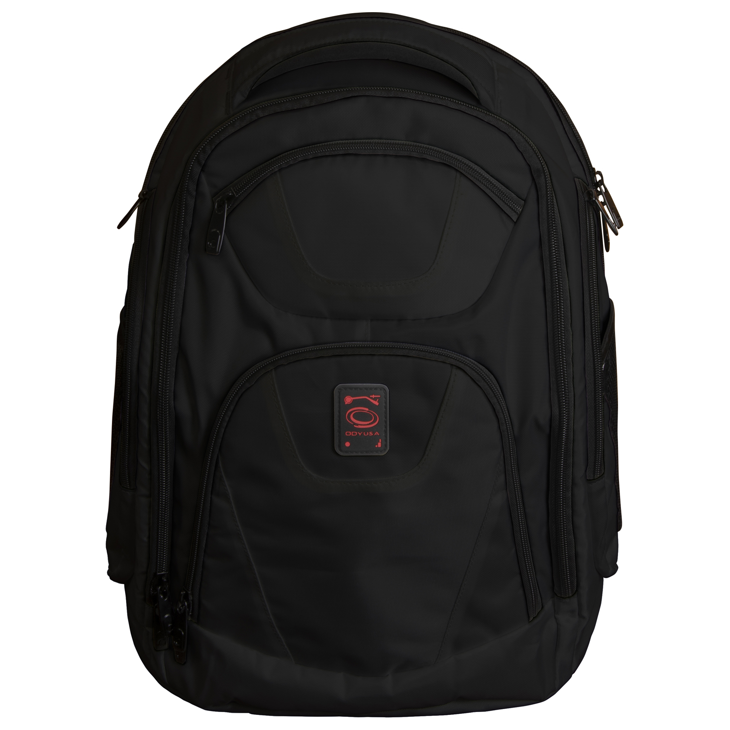 Black DJ Backpack