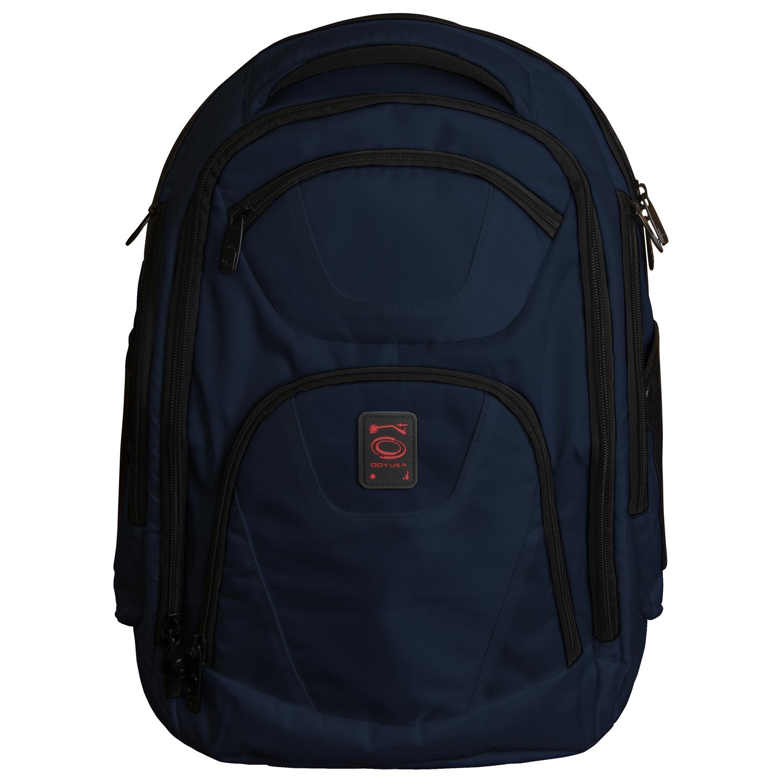 Dark Blue DJ Backpack
