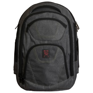 Gray DJ Backpack