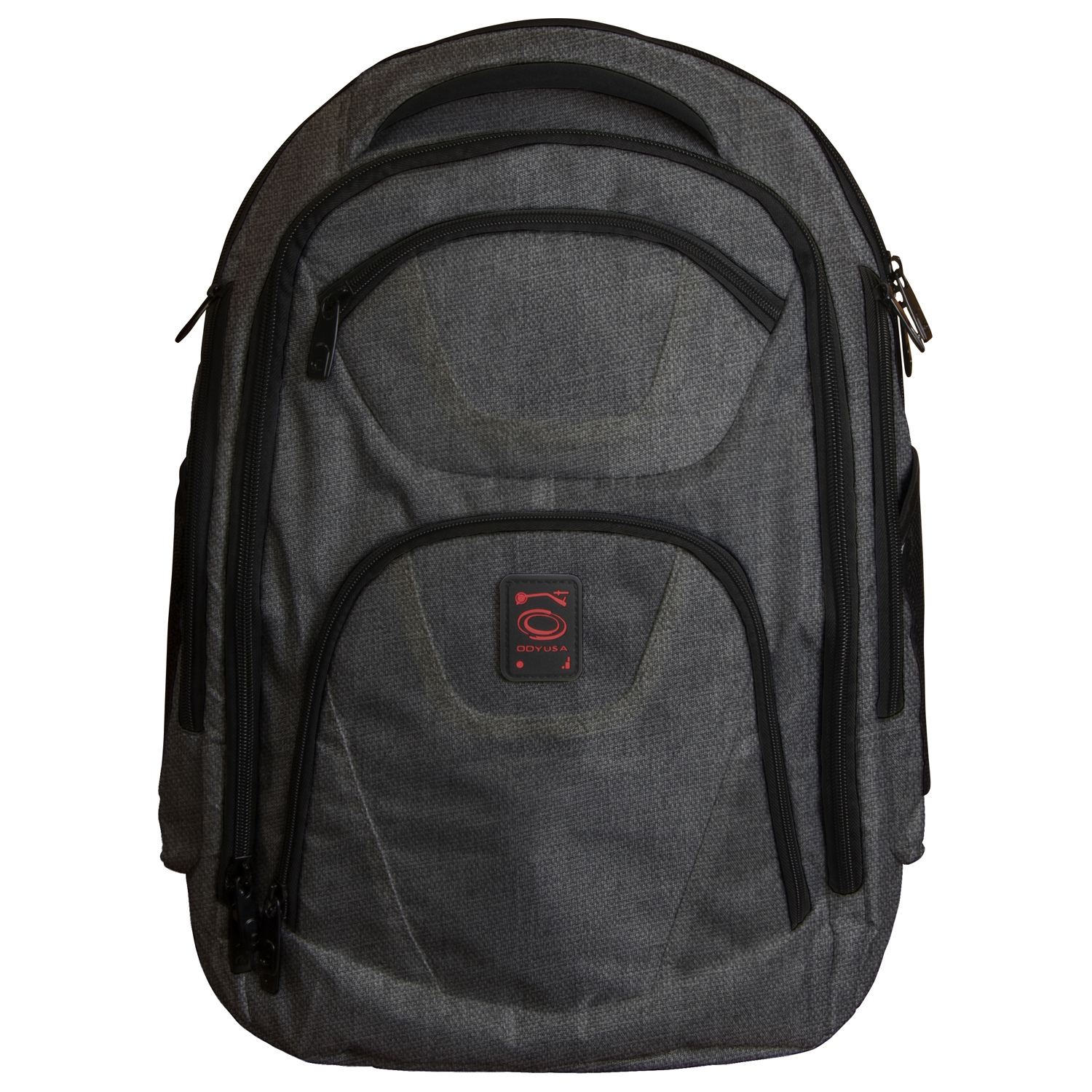 Gray DJ Backpack