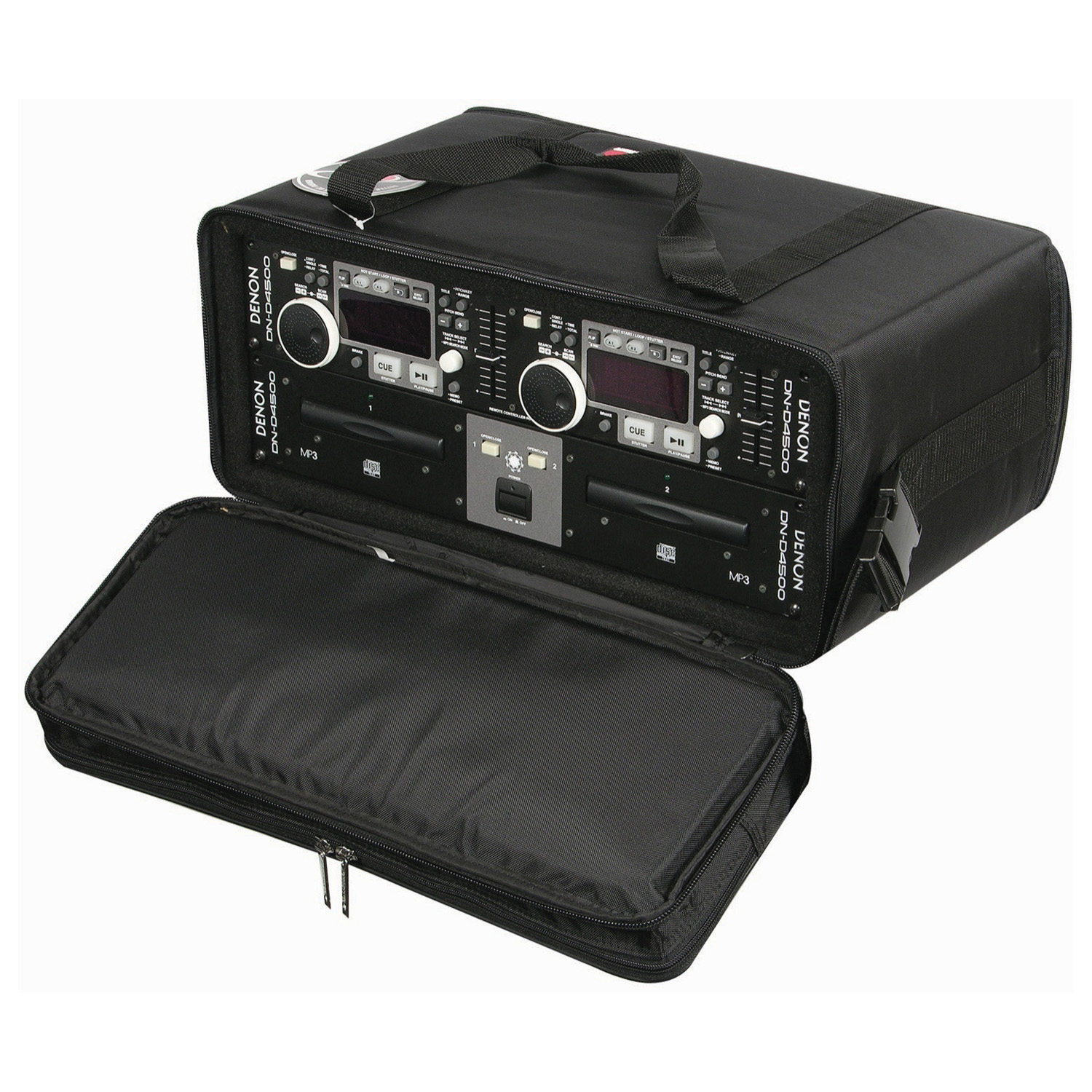 "4U Rack Bag with 12"" Interior Depth"