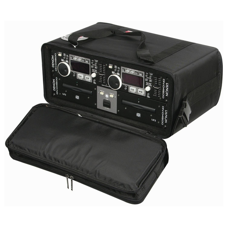 "4U Rack Bag with 12"" Interior Depth"