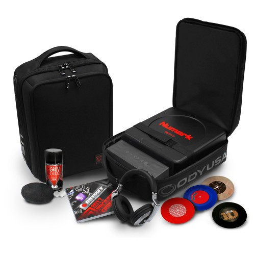 Compact DJ Backpack
