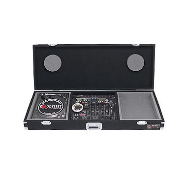 "Universal 19"" Mixer Pro Battle Coffin Case"