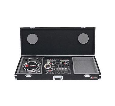 """Universal 19"""" Mixer Pro Battle Coffin Case"""