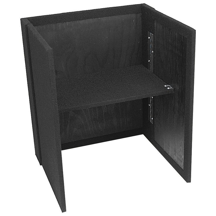 Carpeted Fold-Out Stand 21x24