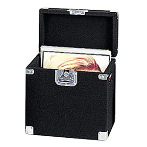 "Record Case for 50 12"" vinyl records"