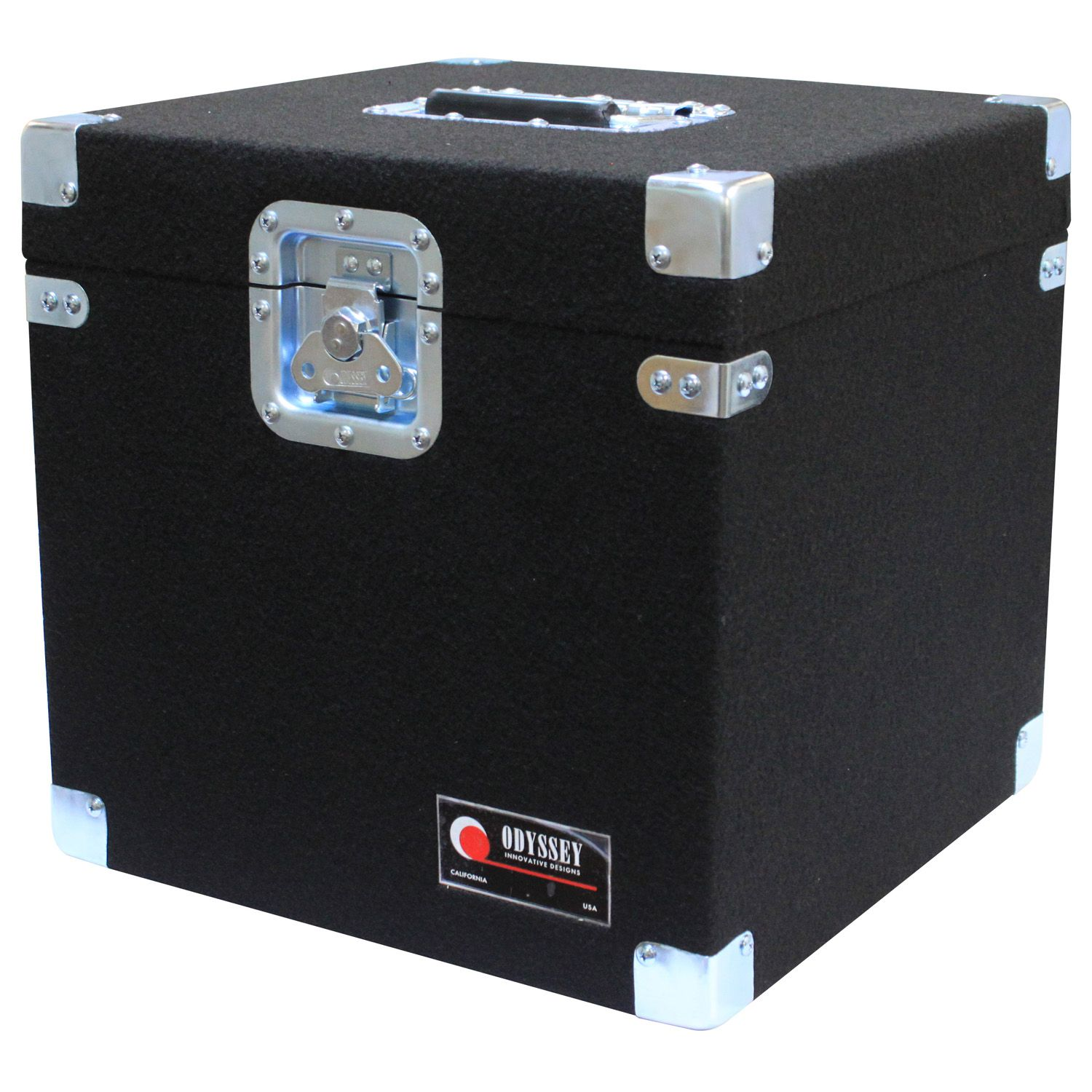 """Record Case for 100 12"""" Vinyl Records / LPs"""
