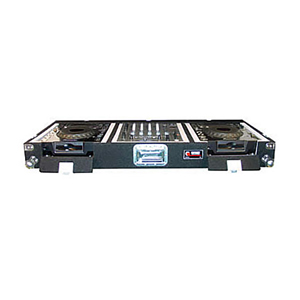 Pioneer DJM-500 and two CDJ-1000 Carpeted Case