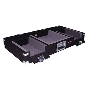 Pioneer DJM-500 and two CDJ-200 Carpeted Case