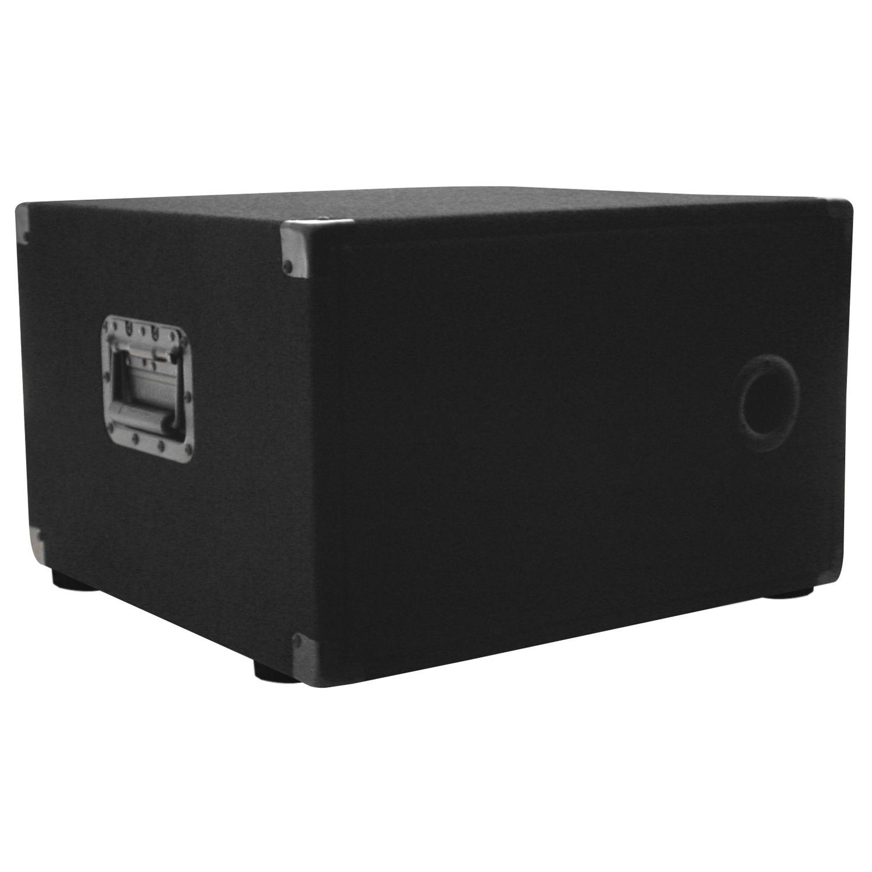 6U Carpet Amp Rack Case