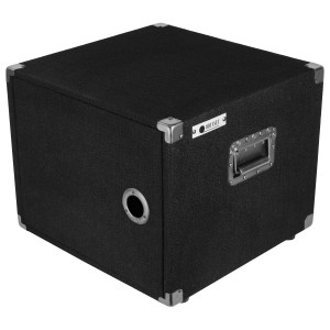 10U Carpet Amp Rack Case