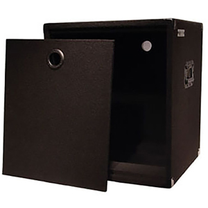 12U Carpet Amp Rack Case