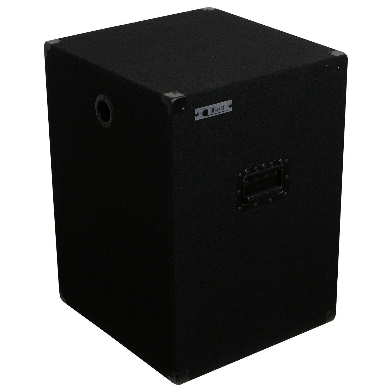14U Carpet Amp Rack Case