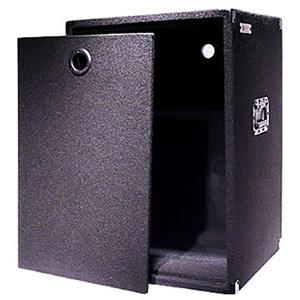 16U Carpet Amp Rack Case