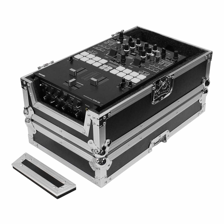 "Odyssey universal 10"" format dj mixer case"