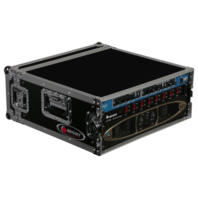 4U amp rack