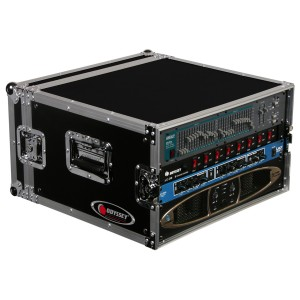 6U amp rack